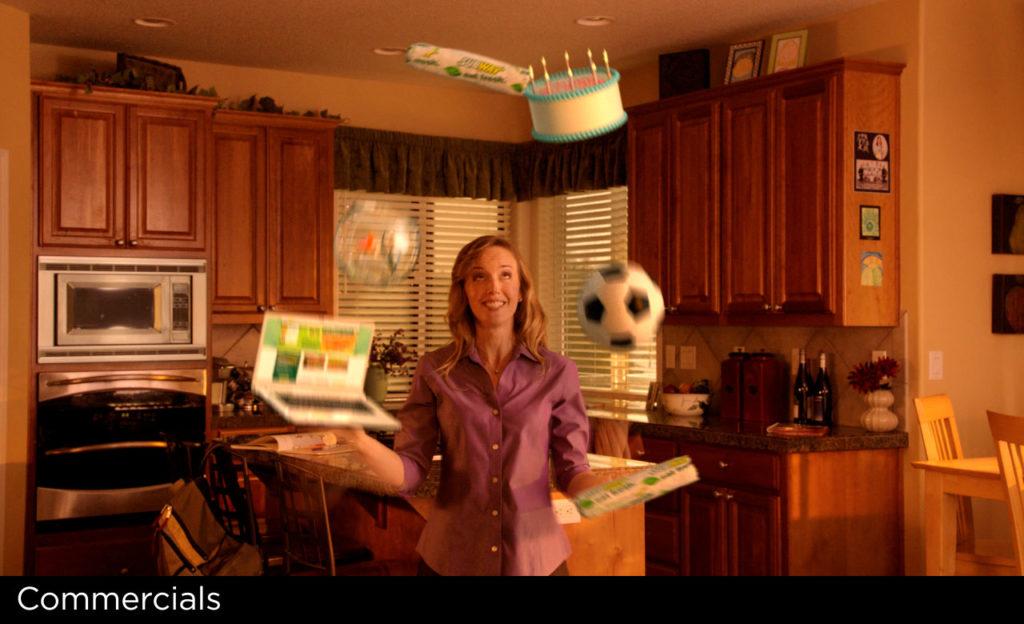 3D-Commercials