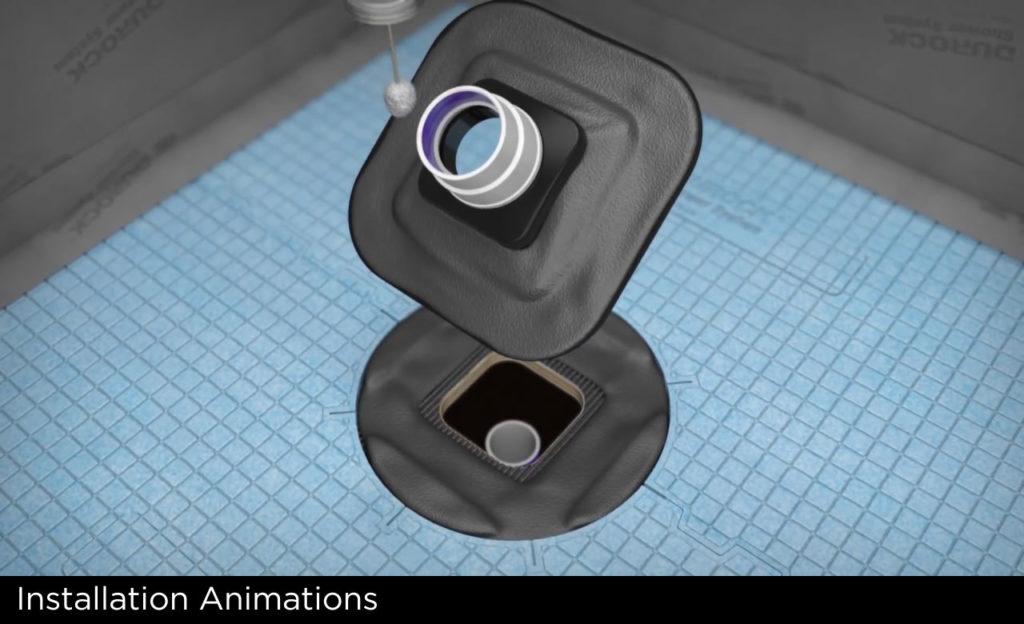 3D-Installation