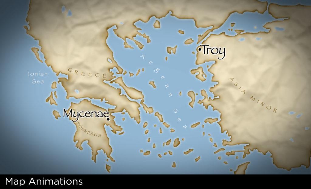 Motion Maps Greek