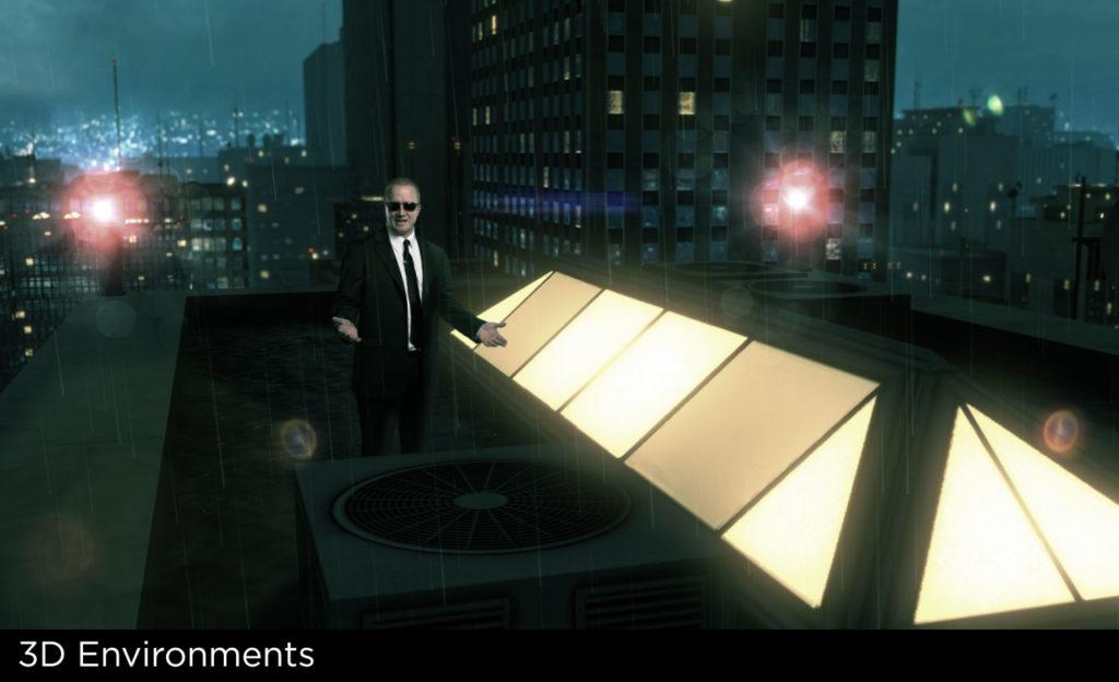 VFX- 3d Environments