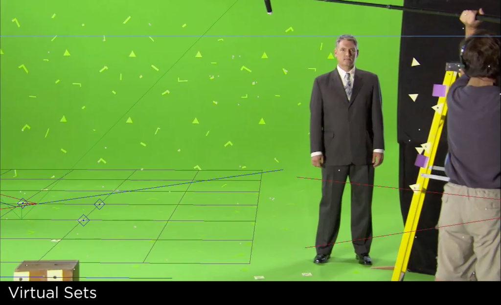 VFX- Virtual Sets 1