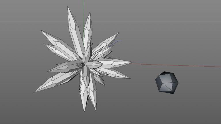 Crystal Models Platonic Core