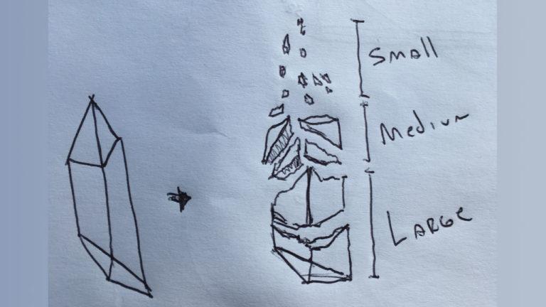 HP Dome Still-DD Crystal Sketch